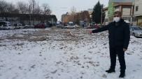 Şehir Merkezine Yakışmayan Görüntü Ortadan Kaldırıldı