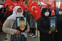 Şırnak Anneleri Eylemlerinin 20'Nci Haftasında Da HDP'den Çocuklarını İstedi