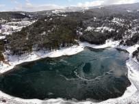 Türkiye'nin İlk Milli Parkı Havadan Görüntülendi
