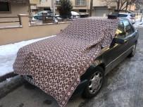 Aracını Dondan Korumak İsteyenler Farklı Çözüm Yollarına Başvuruyor