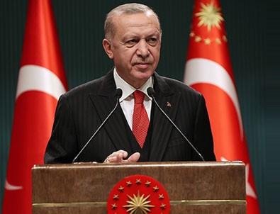 Başkan Erdoğan konuşuyor!