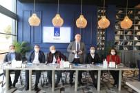Başkan Muzaffer Bıyık, Meclis Üyelerine Çalışmaları Anlattı