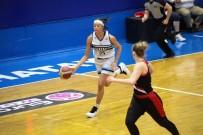 Basketbol FIBA Kadınlar Avrupa Kupası Açıklaması Hatay BŞB Açıklaması 77 - S. Moskova Açıklaması 72