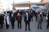 Cizre'de Erkek Hemşire Hasta Yakınları Tarafından Darp Edildi İddiası
