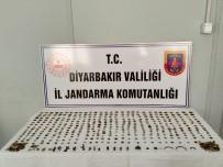 Diyarbakır'da Tarihi Eser Kaçakçılığı Operasyonu Açıklaması 695 Eser Ele Geçirildi