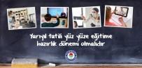 Eğitim Bir-Sen Açıklaması 'Yarıyıl Tatili Yüz Yüze Eğitime Hazırlık Dönemi Olmalıdır'