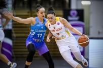 Euro Cup Women Basketbol Açıklaması KSC Szekszard Açıklaması 88 - Bellona Kayseri Basketbol Açıklaması 71
