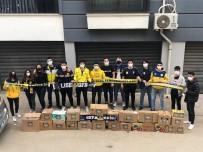 Genç Fenerbahçelilerden İhtiyaç Sahibi Ailelere Yardım Eli