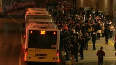 İBB otobüslerin tabelasındaki kodları kaldırıyor!