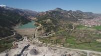 Isparta'da DSİ Son 18 Yılda 17 Baraj Ve 6 Gölet İnşa Etti