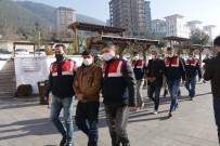 Kahramanmaraş'ta DEAŞ Operasyonu Açıklaması 3 Gözaltı
