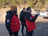 Kayıp Alzaymır Hastası Drone İle Arandı