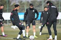 Konyaspor Taktik Çalıştı