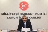 MHP Çorum İl Teşkilatı Yeni Hizmet Binasına Taşınacak