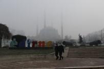 Mimar Sinan'ın 'Ustalık Eseri' Selimiye'nin Sisli Görüntüsü Mest Etti
