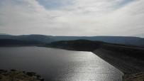 (Özel) Yağışlar Demirköprü Barajı'nda Su Seviyesini Yükseltti