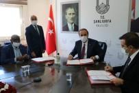 Şanlıurfa'da Okul Onarımı İçin Protokol İmzalandı