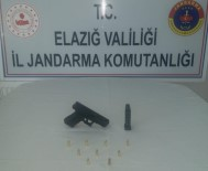 Şüpheli Şahıstan Hayalet Silah Ele Geçirildi