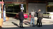 Tamirhanedeki LPG'li Otomobilde Patlama Açıklaması 4 Yaralı