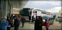 Türkiye'de Seyahate Çıkanlar En Çok Arkadaş Ve Akraba Evinde Kaldı