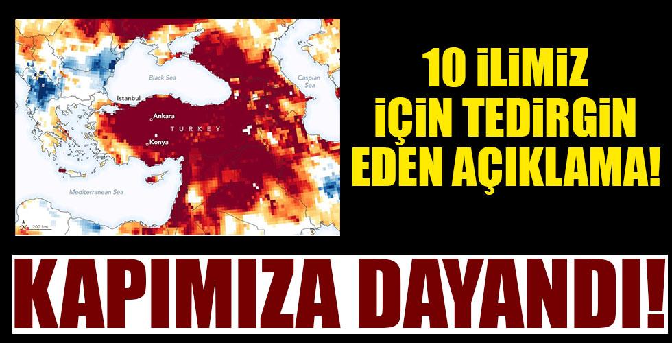 Türkiye için tedirgin edici açıklama!