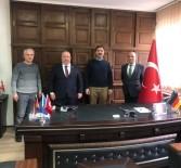 Yurt Dışındaki Türk Kökenli İş İnsanlarına Moral Desteği