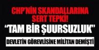 ENGİN ALTAY - AK Parti Sözcüsü Ömer Çelik'ten Vali ve Kaymakamları 'militan' diyerek hedef alan CHP'li Berhan Şimşek'e sert tepki