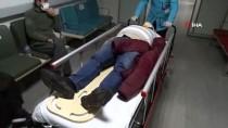 Aksaray'da Otomobil Takla Attı Açıklaması 2 Yaralı