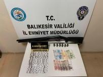 Balıkesir'de 10 Şahsa Uyuşturucu Operasyonu