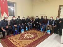 Başkan Ergin'den Şantiye Ziyareti