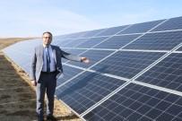 Belediye Güneşi Paraya Çevirdi, Yıllık Gelir Hedefi 500 Bin TL