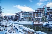 Bolu'da Kar Yağışı Sonrası Kartpostallık Görüntüler Ortaya Çıktı