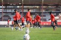 Hatayspor, Gaziantep Maçının Hazırlıklarını Tamamladı