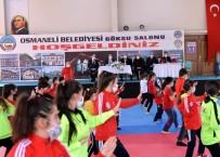 Karate Ve Atletizm Takımları Çalışmalarına Hız Kesmeden Devam Ediyor