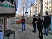 Kaymakam Akpay'ın Mahalle Ziyaretleri Sürüyor
