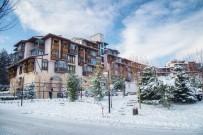 Narven'de Kar Yağışı Sonrası Kartpostallık Görüntüler Ortaya Çıktı