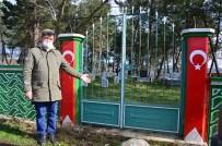 Sakarya Büyükşehir Belediyesinin Yapacağı İşi Mahalleli Yaptı