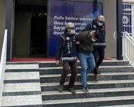 Takma Saç Taktı Ama Polisten Kaçamadı