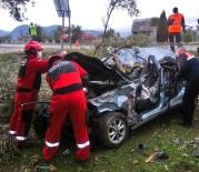 Yatağan'da 19 Yaşındaki Genç Kazada Hayatını Kaybetti