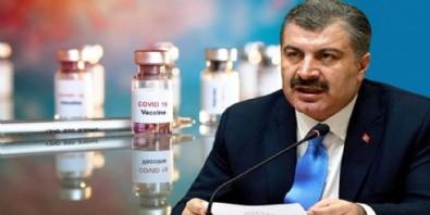 Bakan Koca'dan aşı açıklaması: Pazartesi sabahı ülkemizde olacak