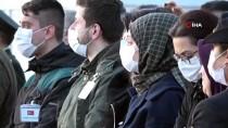 Hakkari'de Şehit Olan Piyade Er Selim Gedik'in Naaşı Kocaeli'ye Getirildi