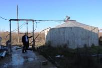 Hayvan Gübresinden 'Biyogaz' Üretti, Isınmayı Bedavaya Getirdi