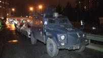 HDP Esenyurt İlçe Binasına Gece Yarısı Operasyonu