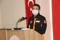 AFAD'tan Basın Mensuplarına Eğitim