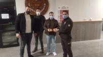 AK Parti Ürgüp Gençlik Kolları, Güvenlik Güçleri Ve Sağlık Çalışanlarına Çorba İkram Etti