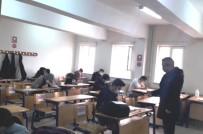 Anadolu Lisesinde Üniversite Sınavı Simülasyonu Yapıldı