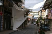 Aydın'a Kuvvetli Rüzgar Uyarısı
