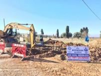Aydın'ın Altyapısı ASKİ'nin Çalışmalarıyla Güçleniyor