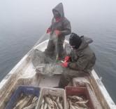 Balıkçıların Eksi 15 Derecede Ekmek Mücadelesi