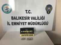Balıkesir'de Uyuşturucu Operasyonu Açıklaması 13 Gözaltı